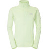 The North Face W's Infiesto 1/4 Zip Paradise Green
